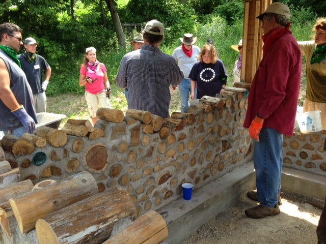 Hands-on Natural Building Education