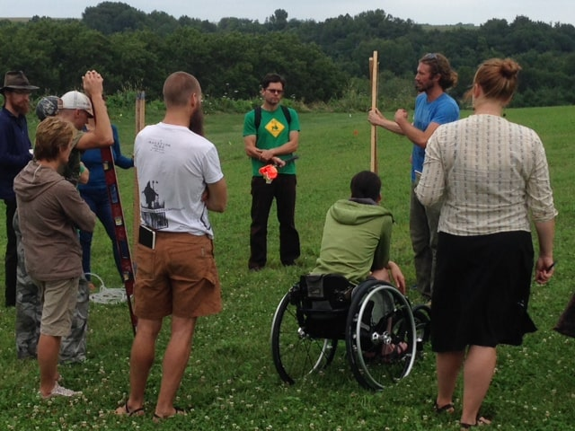 Permaculture Design Certificate Course at Kinstone Academy
