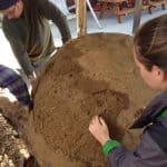 Building Cob Oven
